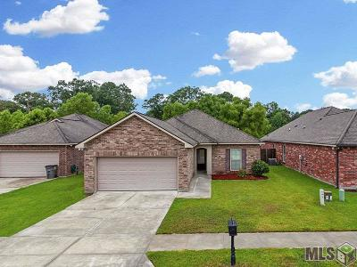 Greenwell Springs Single Family Home For Sale: 6752 Silver Springs Dr