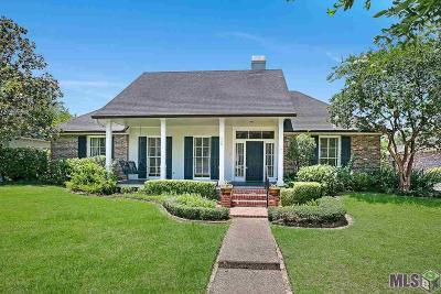 Baton Rouge Single Family Home For Sale: 140 Summer Ridge Dr