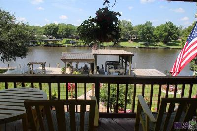 St Amant Single Family Home For Sale: 13695 Diversion Canal Rd #80