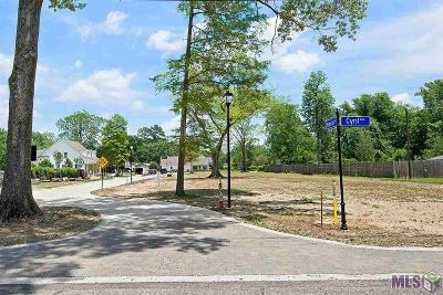 Baton Rouge Residential Lots & Land For Sale: 7822 Jeremiah Way