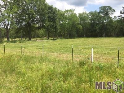 Zachary Residential Lots & Land For Sale: Tract A-2 Huggins Rd