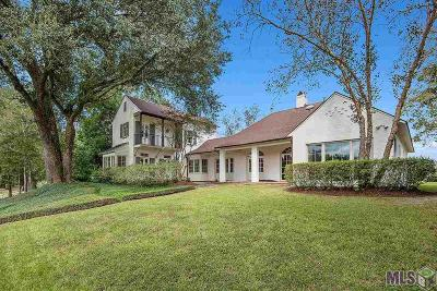 Baton Rouge Single Family Home For Sale: 18618 S Mission Hills Ave
