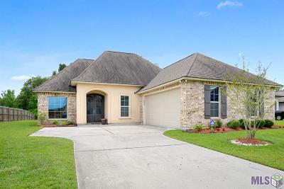Denham Springs Single Family Home For Sale: 8678 Sandpiper