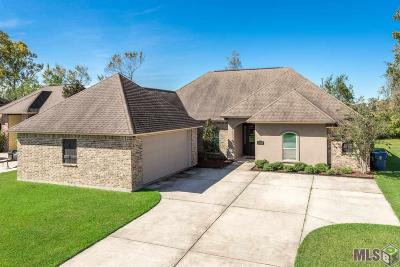 Gonzales Single Family Home For Sale: 14049 Deep Creek Dr