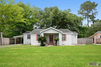 Baton Rouge Single Family Home For Sale: 1433 Aberdeen Ave