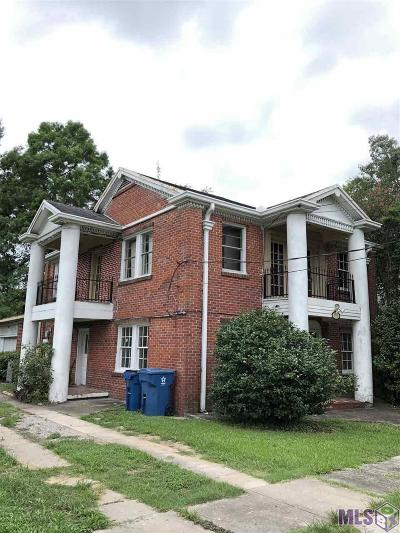 Port Allen Single Family Home For Sale: 711 Avenue A