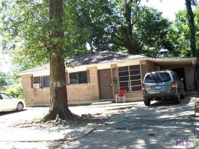 Baton Rouge Single Family Home For Sale: 7440 Dan Dr