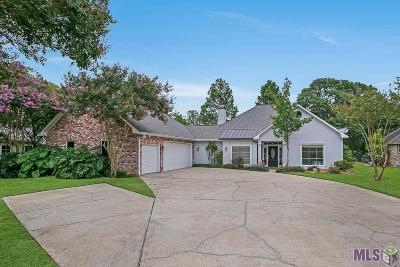 Baton Rouge Single Family Home For Sale: 6329 Double Tree Dr