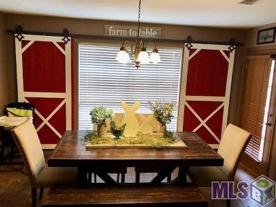 Denham Springs Single Family Home For Sale: 26278 Holly Ridge Dr