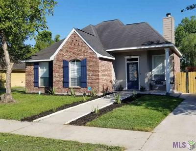 Baton Rouge Single Family Home For Sale: 1770 Elvin Dr