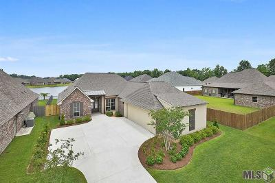 Prairieville Single Family Home For Sale: 14078 Doe Run Dr