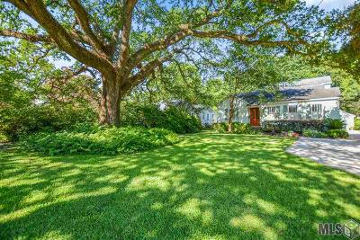 Prairieville, Geismar, Gonzales, Baton Rouge Single Family Home For Sale: 1534 Glenmore Ave