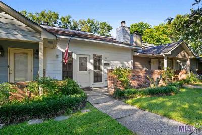 Baton Rouge Condo/Townhouse For Sale: 5622 Moorstone Dr
