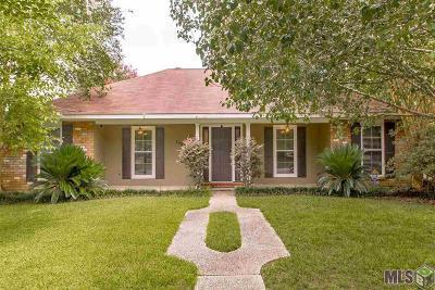 Baton Rouge Single Family Home For Sale: 17228 E Rockbridge Ave