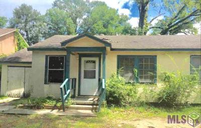 Baton Rouge Single Family Home For Sale: 4163 Fairfields Ave