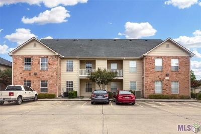 Baton Rouge Condo/Townhouse For Sale: 900 Dean Lee Dr #407