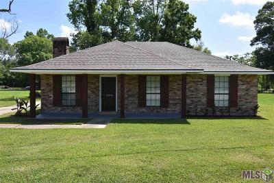 Gonzales Single Family Home For Sale: 10306 Boudreaux Rd