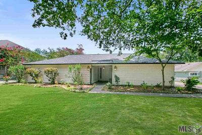 Westminster Place Single Family Home For Sale: 4721 Fleet Dr