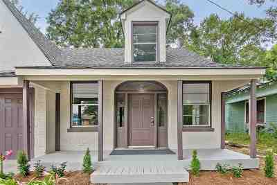 Baton Rouge Single Family Home For Sale: 326 Evergreen St
