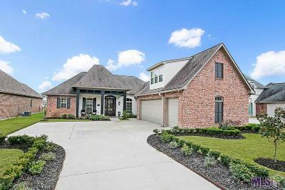 Prairieville Single Family Home For Sale: 16454 Parker Place Dr