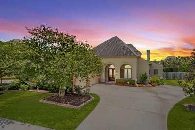 Baton Rouge Single Family Home For Sale: 19401 Oak Park Ct