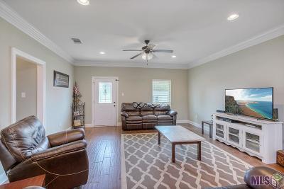 Denham Springs Single Family Home For Sale: 134 Hickory St