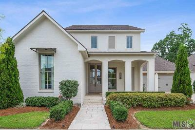 Baton Rouge Single Family Home For Sale: 7449 Settlers Cir