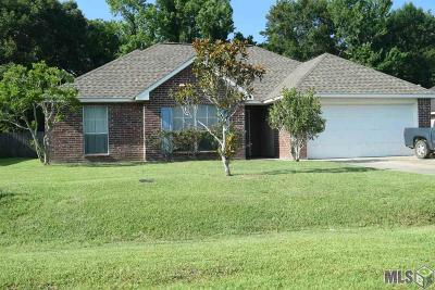 Single Family Home For Sale: 9857 Chapel Hill Dr