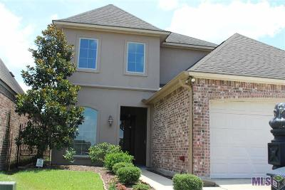 Baton Rouge Single Family Home For Sale: 17803 Willow Trail Dr