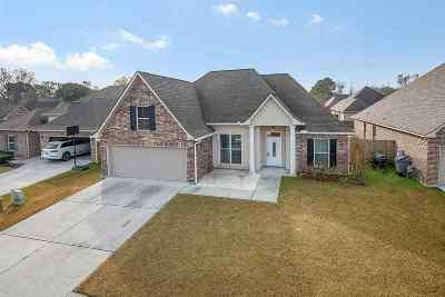 Baton Rouge Single Family Home For Sale: 10038 Savannah Jane Ln