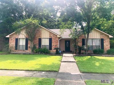 Baton Rouge Single Family Home For Sale: 1122 Shadybrook Dr