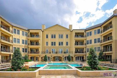 Baton Rouge Condo/Townhouse For Sale: 990 Stanford Ave #317