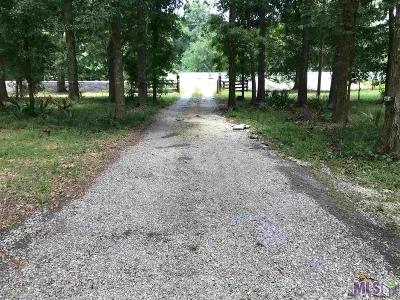Prairieville Residential Lots & Land For Sale: Lots 1, 2 &3 Bluff Rd