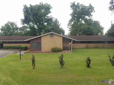Single Family Home For Sale: 4765 La Hwy 308