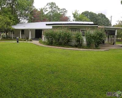 Prairieville Single Family Home For Sale: 41489 Jeanette Rd