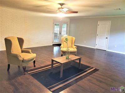 Denham Springs Single Family Home For Sale: 645 Jean St