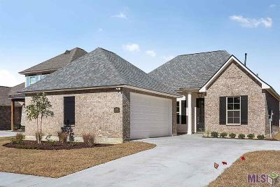 Prairieville Single Family Home For Sale: 39243 Water Oak Ave