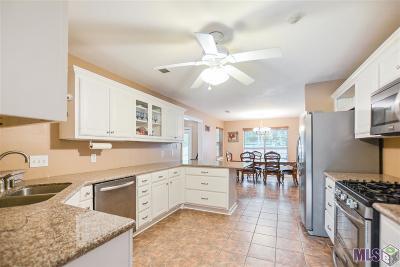 Denham Springs Single Family Home For Sale: 7939 Denham Chase Ave