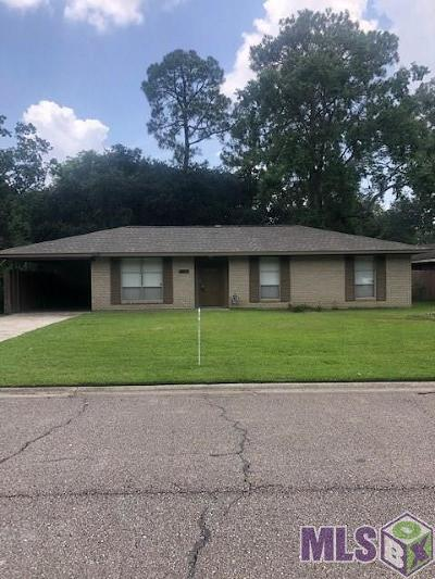Baton Rouge Single Family Home For Sale: 463 Maxine Dr
