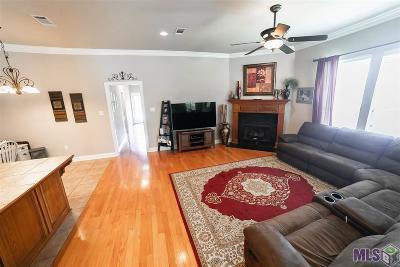 Baton Rouge Single Family Home For Sale: 12939 Hidden Ridge Dr