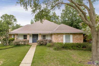 Baton Rouge Single Family Home For Sale: 525 W Woodruff Dr