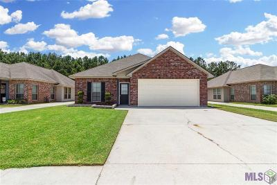 Livingston Single Family Home For Sale: 28357 Lake Bistineau Dr