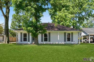 Prairieville Rental For Rent: 18405 Perkins Oaks Dr