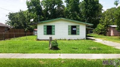 Baker Single Family Home For Sale: 3535 Van Buren St