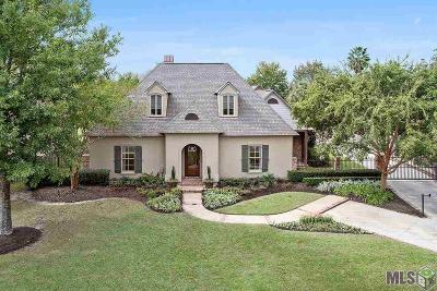 Baton Rouge Single Family Home For Sale: 15236 Campanile Ct