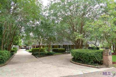 Baton Rouge Single Family Home For Sale: 16342 Caesar Ave