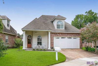 Baton Rouge Single Family Home For Sale: 9157 Old Garden Ln