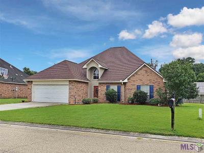 Darrow Single Family Home For Sale: 5253 Faulkner Dr