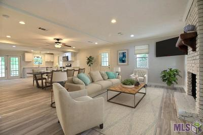 Denham Springs Single Family Home For Sale: 30661 Anderson Dr