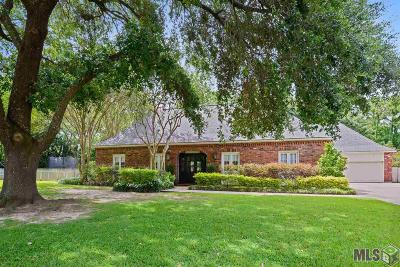 Baton Rouge Single Family Home For Sale: 3111 Fairway Dr